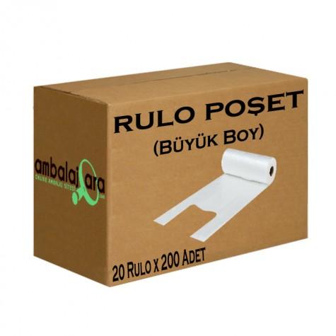 Rulo Poşet (Büyük) - 4000'li