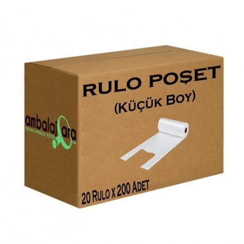 Rulo Poşet (Küçük) - 4000'li