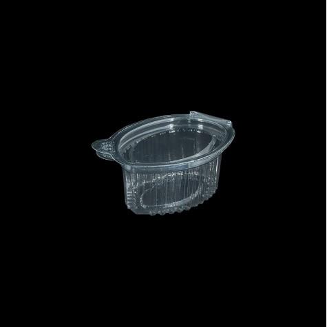 Özge Plastik ÖSK 20 cc Kapaklı Sos Kabı - 100'lü