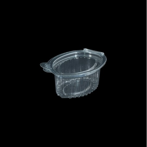 Özge Plastik ÖSK 30 cc Kapaklı Sos Kabı - 100'lü