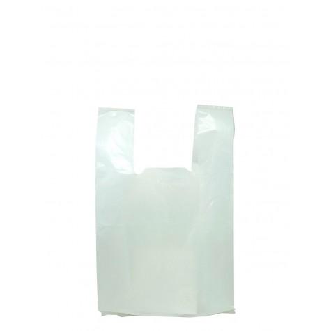 Beyaz Hışır Poşet (Büyük Boy) - 10 kg