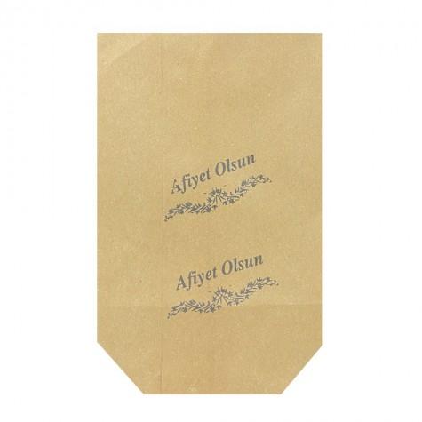 Kuruyemiş Kese Kağıdı 1000 gr'lık - 15 kg