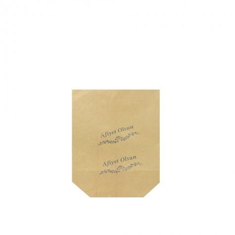 Kuruyemiş Kese Kağıdı 250 gr'lık - 15 kg