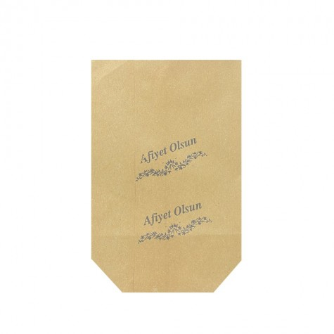 Kuruyemiş Kese Kağıdı 500 gr'lık - 15 kg