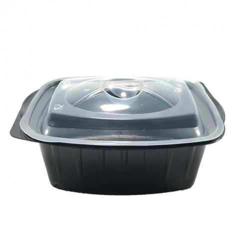ÖSYK 1000 gr Isıya Dayanıklı Kapaklı Gıda Kabı - 50'lİ