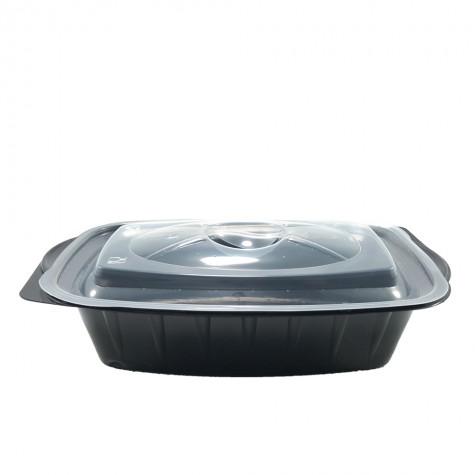 ÖSYK 500 gr Isıya Dayanıklı Kapaklı Gıda Kabı - 50'li