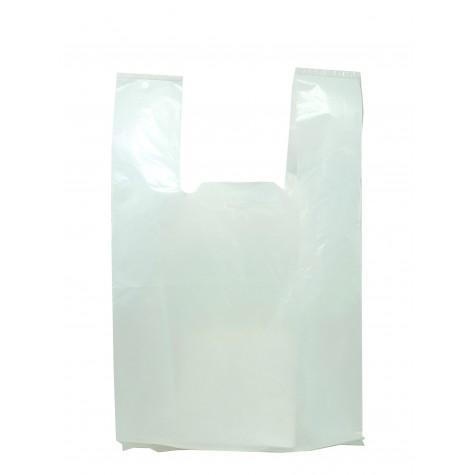 Beyaz Hışır Poşet (Büyük Boy) - 1 kg