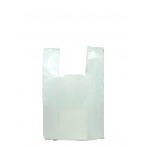 Beyaz Hışır Poşet (Küçük Boy) - 1 kg