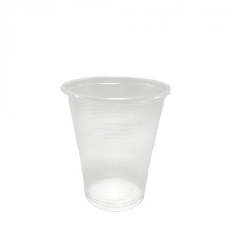 Plastik PET Bardak - 180 cc - 100'lü