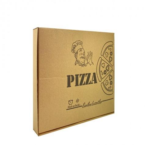 Pizza Kutusu (26x26x4,2 cm) - 100'lü