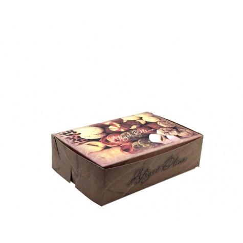 500 gr Kuru Pasta Kutusu - 200'lü